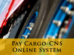 Pay Cargo CNS Online System