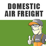 Domestic Air Freight banner