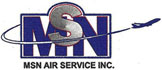 MSN Air Services logo